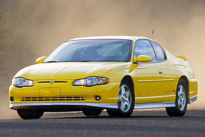 Used 2005 Chevrolet Monte Carlo LT