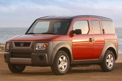 Used 2005 Honda Element LX
