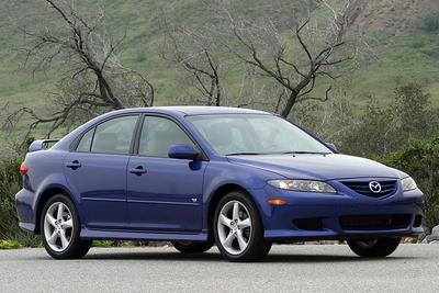 Used 2005 Mazda Mazda6 i