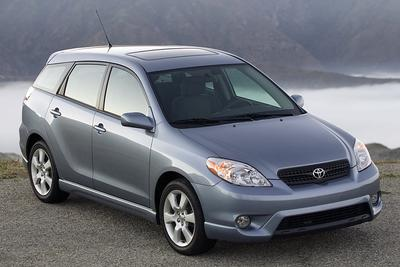 Used 2005 Toyota Matrix XRS