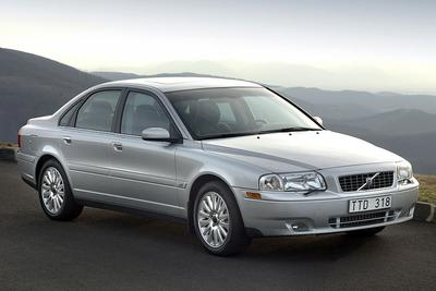 Used 2005 Volvo S80 2.5T