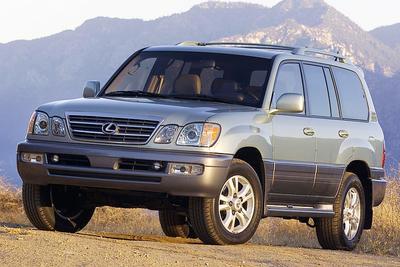 Used 2005 Lexus LX 470