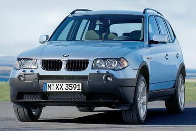 Used 2005 BMW X3 3.0i