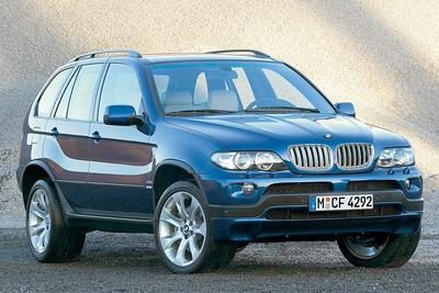 Used 2005 BMW X5 4.8is