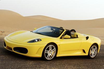Used 2005 Ferrari F430 Berlinetta