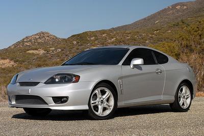 Used 2005 Hyundai Tiburon