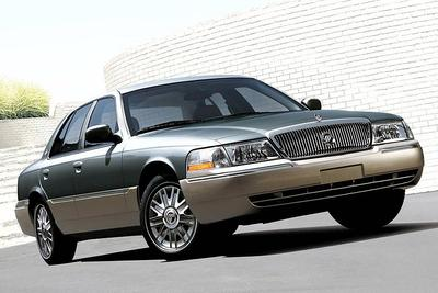 Used 2005 Mercury Grand Marquis LS