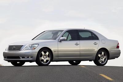 Used 2005 Lexus LS 430 Base