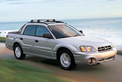 Used 2005 Subaru Baja Sport