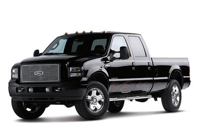 2005 Ford F-250 King Ranch