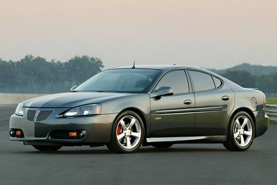Used 2005 Pontiac Grand Prix Base