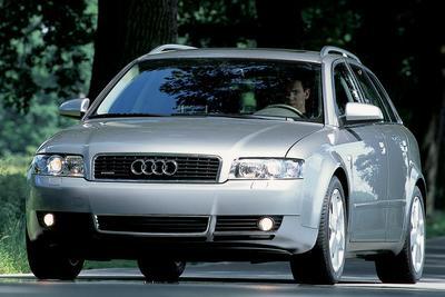 Used 2005 Audi A4 1.8T quattro