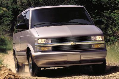 Used 2005 Chevrolet Astro