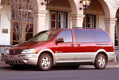 Used 2005 Pontiac Montana