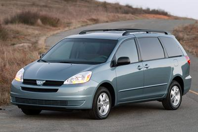 Used 2005 Toyota Sienna CE