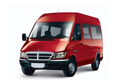 Used 2005 Dodge Sprinter 2500 High Roof