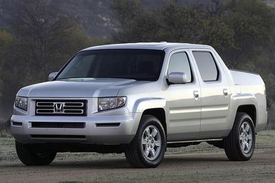 Used 2006 Honda Ridgeline RT