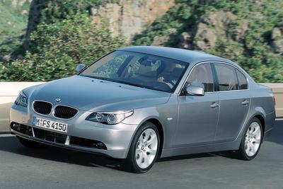Used 2005 BMW 530 i