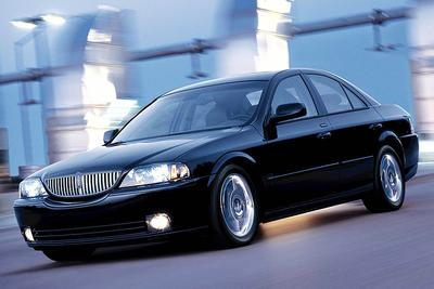Used 2005 Lincoln LS Sport