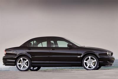 2005 Jaguar X-Type 3.0