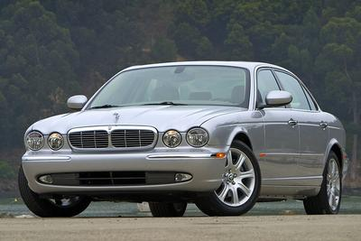 Used 2005 Jaguar XJ8 L