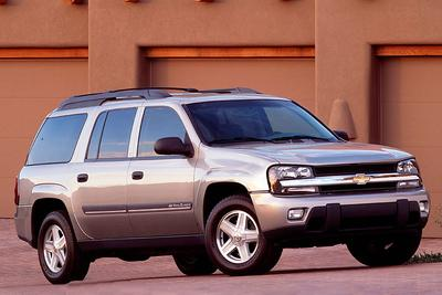 Used 2005 Chevrolet TrailBlazer EXT LT
