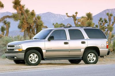 Used 2005 Chevrolet Tahoe LT