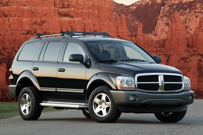 Used 2005 Dodge Durango Limited