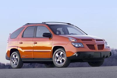 Used 2005 Pontiac Aztek