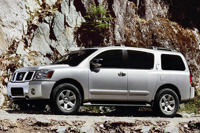 Used 2005 Nissan Armada SE