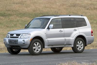 Used 2005 Mitsubishi Montero Limited
