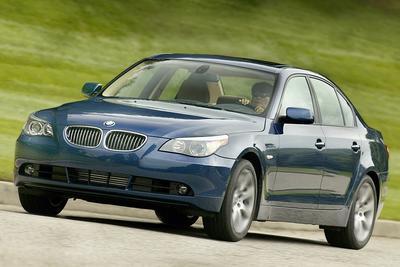 Used 2005 BMW 545 i