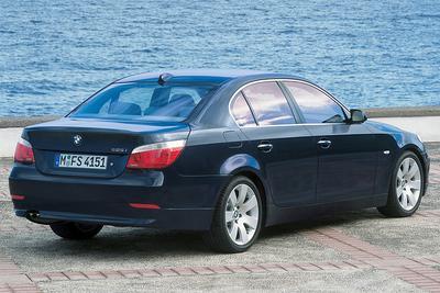 Used 2005 BMW 525 i