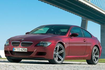 Used 2006 BMW M6