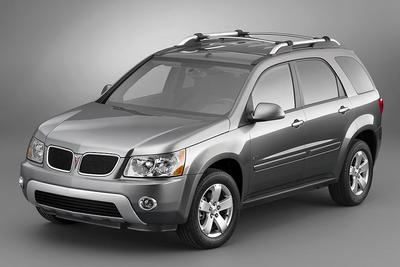 2006 Pontiac Torrent 4DR AWD