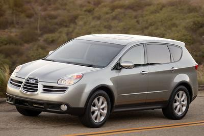 Used 2006 Subaru B9 Tribeca 7-Pass
