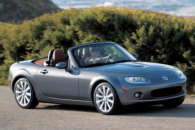Used 2006 Mazda MX-5 Miata Touring