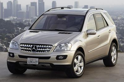 Used 2006 Mercedes-Benz ML350 4MATIC