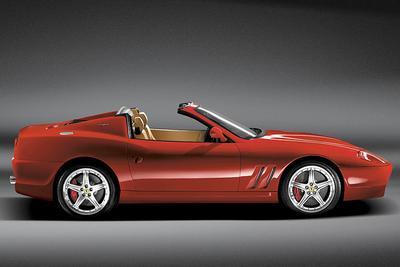 Used 2005 Ferrari Superamerica F1A