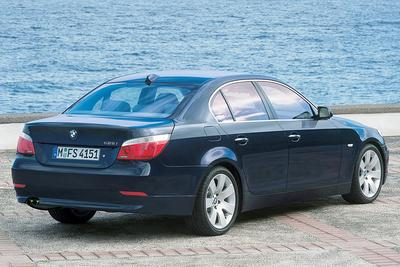 Used 2006 BMW 525 i
