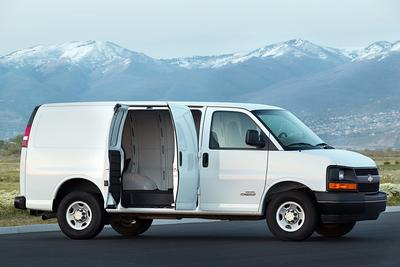 Used 2006 Chevrolet Express 1500 Upfitter Cargo