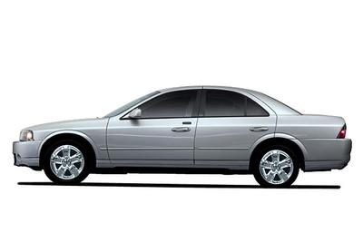 Used 2006 Lincoln LS