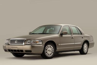 Used 2006 Mercury Grand Marquis GS