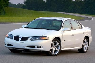 Used 2005 Pontiac Bonneville SE