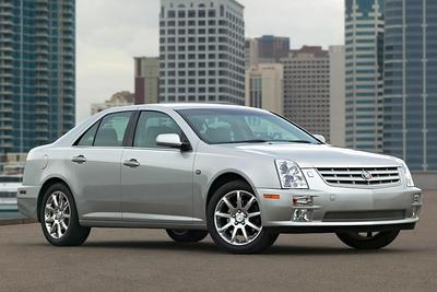 Used 2006 Cadillac STS 4dr Sdn V6 Collection