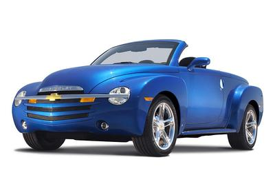 Used 2006 Chevrolet SSR Base