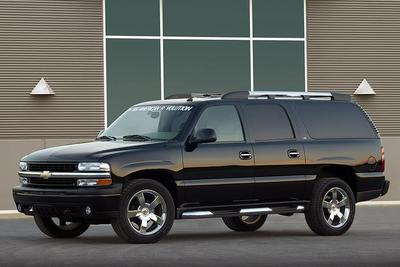 Used 2006 Chevrolet Suburban 2500