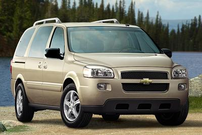 Used 2006 Chevrolet Uplander