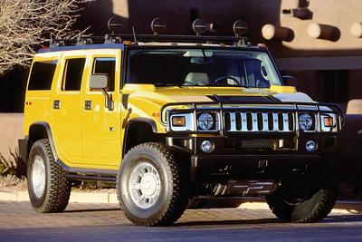 Used 2006 Hummer H2