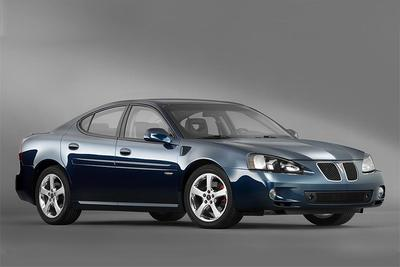 Used 2006 Pontiac Grand Prix Base